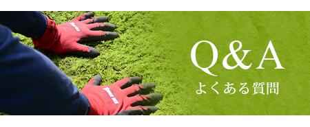 いのせ園芸に寄せられるよくある質問